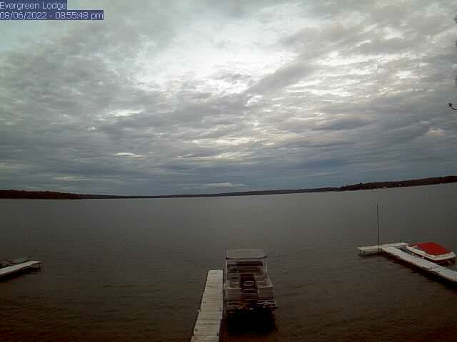 Big Sand Lake Webcam