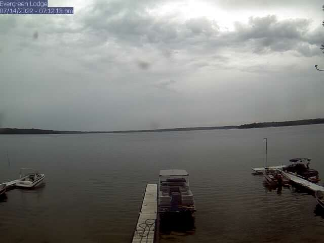 Big Sand Lake webcam image